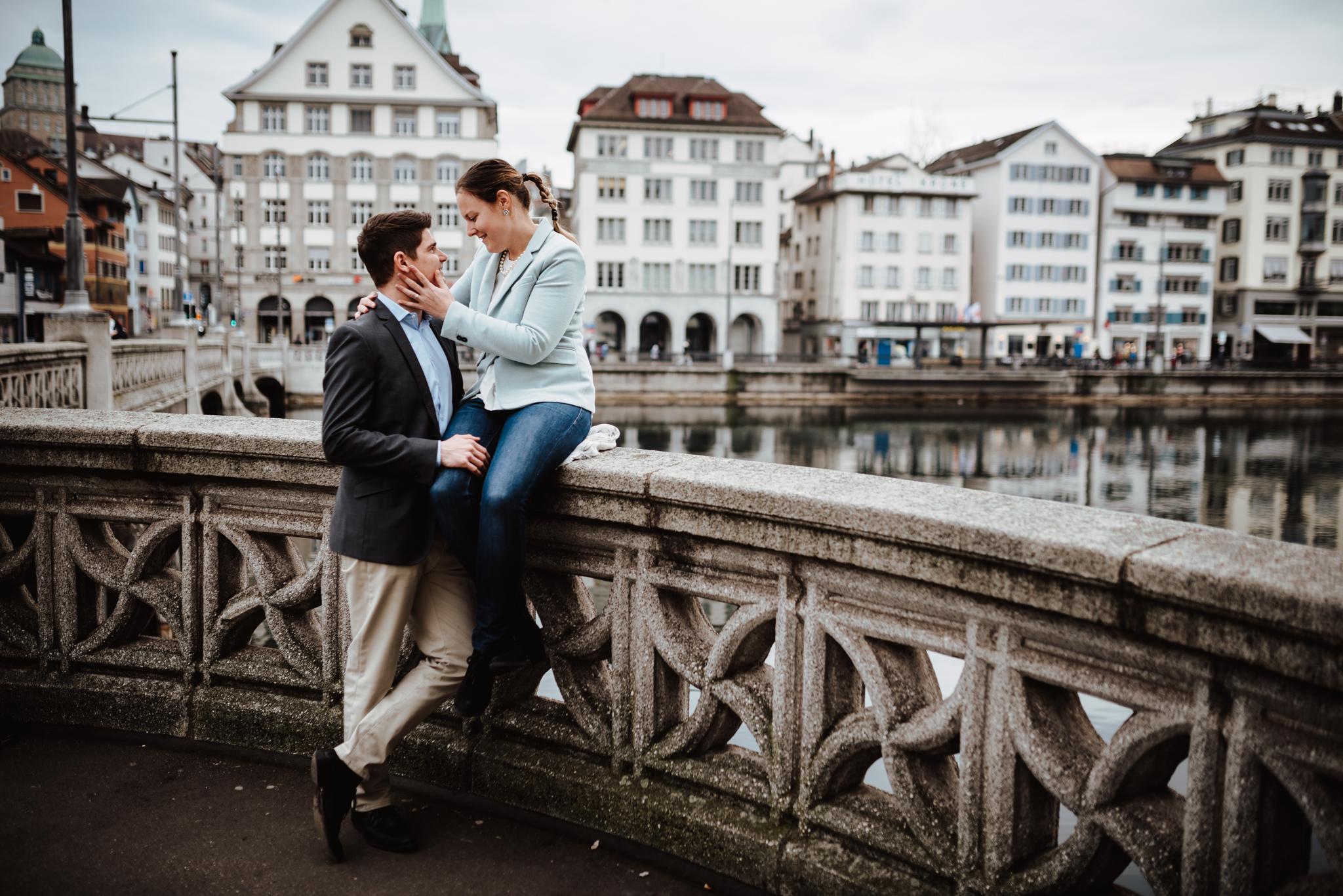 engagement in zurich switzerland europe